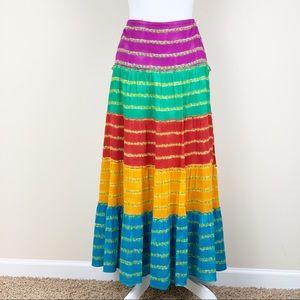 Lauren Ralph Lauren Multicolored Skirt New